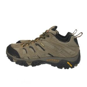 Merrell Shoes - MERRELL Gore Tex Sz 9 Brown Leather Hiking J87107